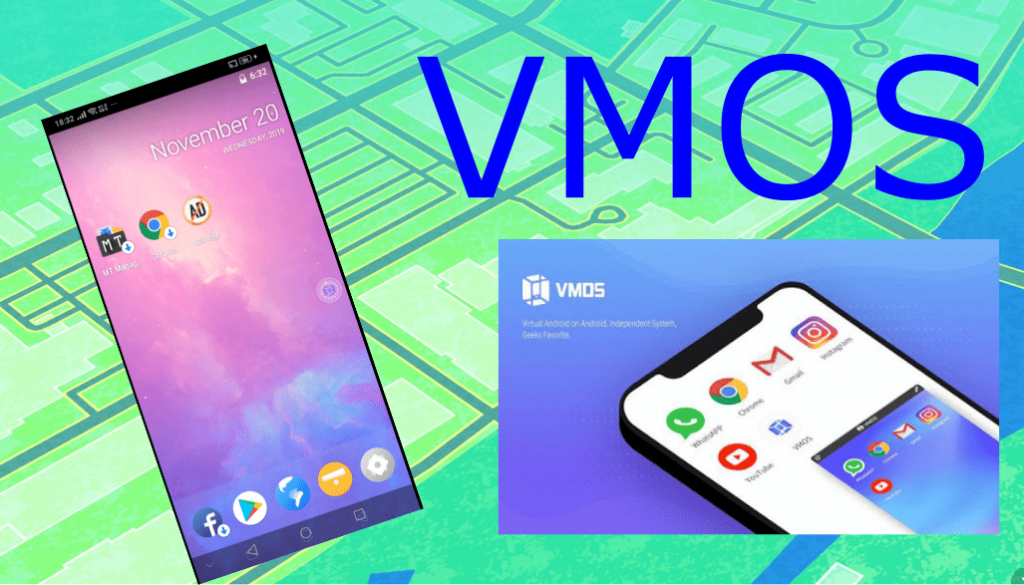 vmos android emulator