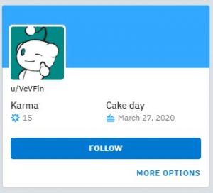 VFIN 1.0.4 VeVFin reddit