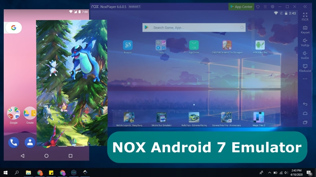 best android 7 emulator