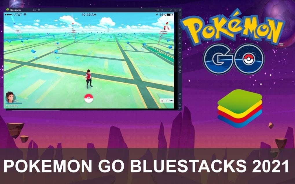 pokemon go bluestacks 2021 5 spoofing emulator