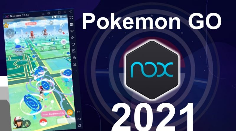 pokemon go nox 2021