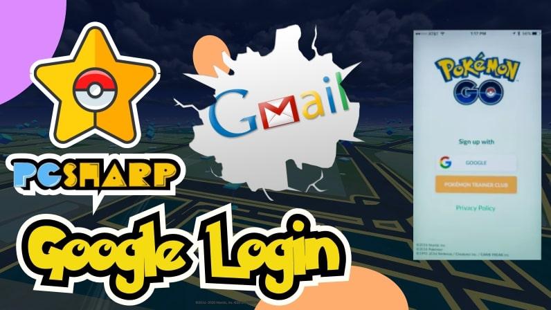 pgsharp google login 2021